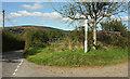 SX6756 : Hillhead Cross by Derek Harper