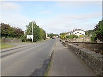 J0326 : Houses on the A25 at Camlough by Eric Jones