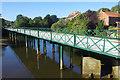 NZ8809 : Ruswarp Railway Bridge by Stephen McKay