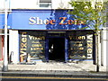 H4572 : Shop renovations, Omagh by Kenneth  Allen