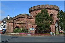 NY4055 : The Citadel, Carlisle by David Martin