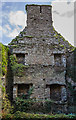 W9698 : Castles of Munster: Ballyduff, Waterford - revisited (2) by Mike Searle