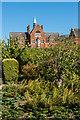 TQ1656 : Chapel garden, St John's School by Ian Capper