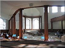 NZ2564 : All Saints Church, Pilgrim Street - interior by Mike Quinn