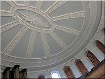 NZ2564 : All Saints Church, Pilgrim Street - ceiling of the nave by Mike Quinn