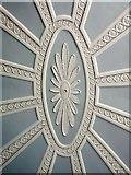 NZ2564 : All Saints Church, Pilgrim Street - ceiling of the nave (detail) by Mike Quinn