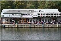 SD3787 : Lakeside Pier by David Martin