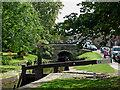 SJ9688 : Peak Forest Canal at Marple Locks, Stockport by Roger  Kidd