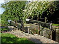 SJ9688 : Marple Locks No 15 east of Stockport by Roger  Kidd