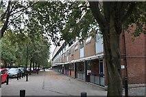 TQ3581 : Stepney Green Road by David Howard