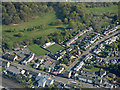NS4463 : Elderslie from the air by Thomas Nugent