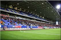 SD6409 : The Nat Lofthouse Stand at the University of Bolton Stadium by Steve Daniels