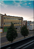TM1714 : Jackson Business Centre, 28 Jackson Road, Clacton-on-Sea by Roger A Smith