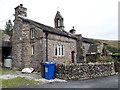 SD8776 : Church Cottage (former school), Halton Gill by Stephen Craven