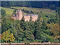 NS0137 : Brodick Castle by David Dixon