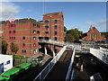 SO8554 : St Martin's Gate multi-storey car park by Chris Allen