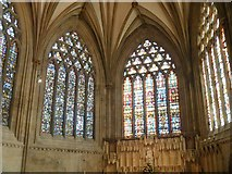 ST5545 : Wells Cathedral [12] by Michael Dibb