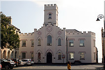SC2667 : Former Church, The Parade, Castletown by Jo Turner