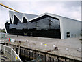 NS5565 : The Riverside Museum, Glasgow by David Dixon