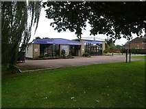 SP4641 : Funeral directors on Middleton Road, Banbury by JThomas