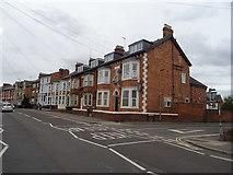 SP4641 : Houses on Middleton Road, Banbury by JThomas