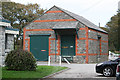 SC2668 : Castletown Station Goods Shed, Victoria Road, Isle of Man Railway by Jo Turner