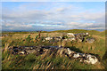 SK1663 : Overturned Standing Stones at Arbor Low by Chris Heaton