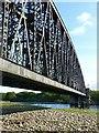 NJ3464 : Speymouth Viaduct, main span by Alan Murray-Rust