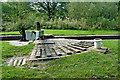 SJ9689 : Marple Locks No 5, east of Stockport by Roger  Kidd