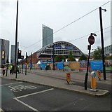 SJ8397 : The Conservative Party in Manchester by Gerald England