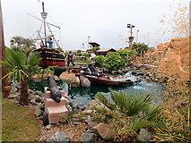 TG5307 : Pirates Cove Adventure Golf by Eirian Evans