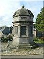 NJ5167 : Cullen War Memorial by Alan Murray-Rust