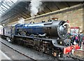 SE7984 : King Edward II at Pickering Station by Gordon Hatton