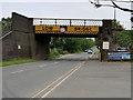 SP0838 : GWSR Bridge over Station Road by David Dixon