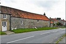 SE7387 : Appleton-le-Moors: Headlands Road by Michael Garlick