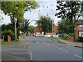 SO9223 : Orchard Way, Cheltenham by David Dixon