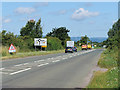 SO7707 : A419 near Fromebridge by David Dixon