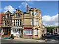 SD9424 : Corner of Halifax Road and Hey Street, Todmorden by Stephen Craven