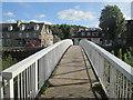 NT5015 : Footbridge  over  River  Teviot  at  Hawick by Martin Dawes