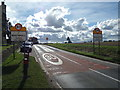 TL8217 : Entering Rivenhall on Church Road by Adrian Cable