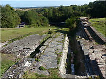 SP6989 : Remains of Foxton inclined plane by Chris Gunns