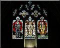 SO8454 : Baldwin Memorial Window, Worcester Cathedral by David Dixon