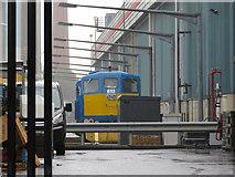 J3475 : York Road Depot, Belfast by Gareth James