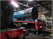J4792 : Whitehead Railway Museum by Gareth James