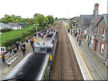 S2683 : Ballybrophy station by Gareth James