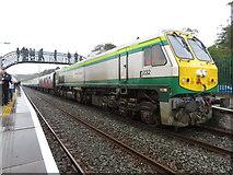 W7773 : Railtour at Glounthaune by Gareth James