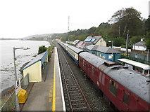 W7773 : Glounthaune station by Gareth James
