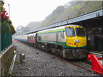 W7966 : Railtour at Cobh by Gareth James
