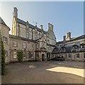 NJ2765 : Innes House Courtyard by valenta