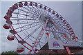 SK5641 : Big wheel - Goose Fair by Stephen McKay